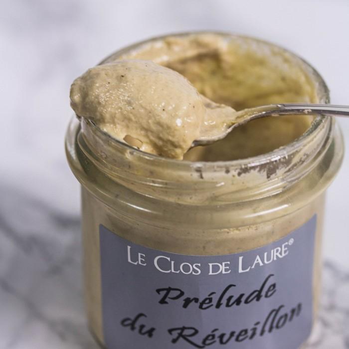 Crème onctueuse de cœurs d'artichaut et truffe blanche Cadeau d'affaire