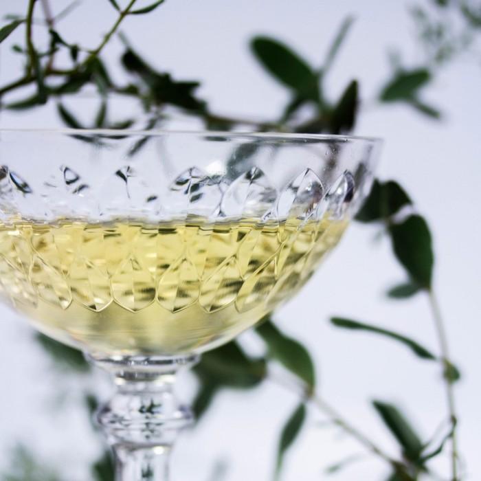 Champagne Collet Blanc de blanc Coffret gourmand
