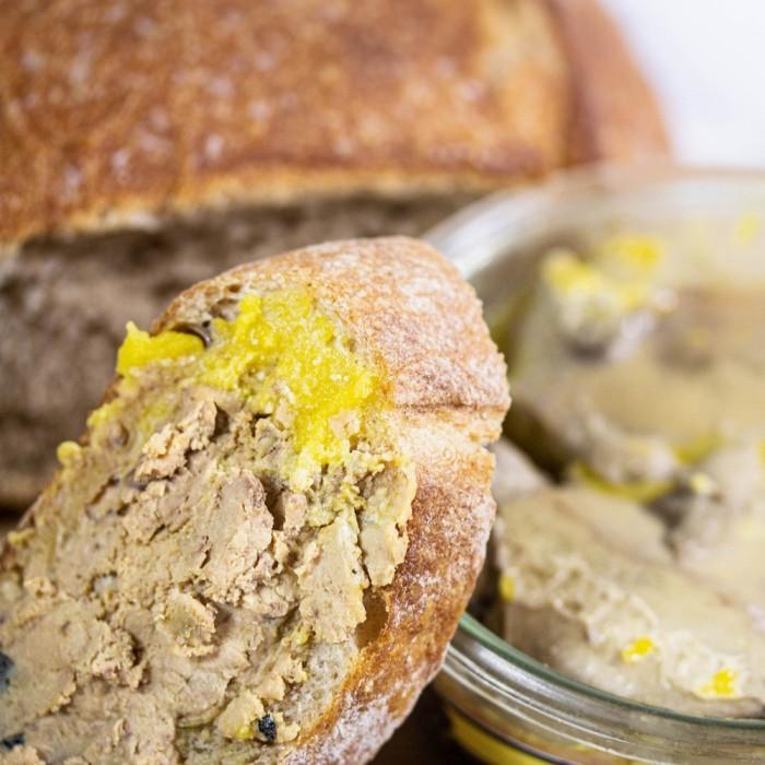 Foie gras entier Coffret d'affaire