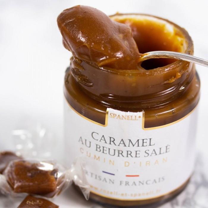 Caramel au cumin d'Iran panier gourmand