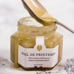 Miel artisanal français coffret gourmand