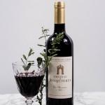 Vin rouge Baronnie 75cl Cadeau d'affaire