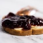 Confiture de framboises Bio au safran de France coffret gastronomique